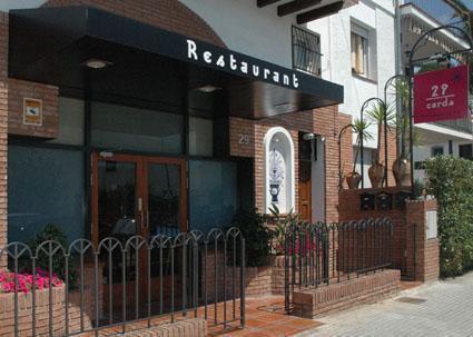 foto exterior restaurante 29 Cards