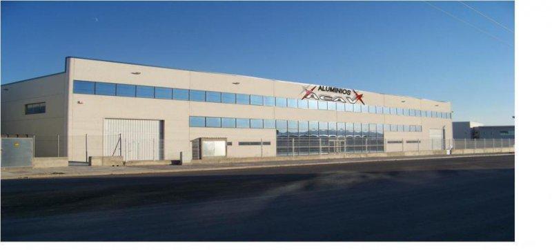 Instalaciones de aluminios Acav en Epila