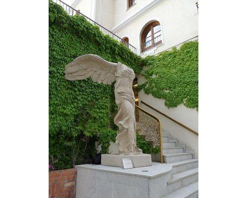 Estatua de piedra
