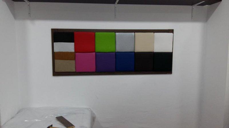 tela de barato muestrario canapé polipiel