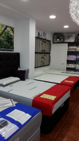 tela de barato interior tienda