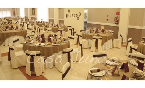 Mesas  banquete