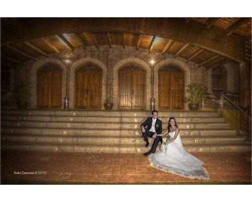 Fotografia de boda innovadora
