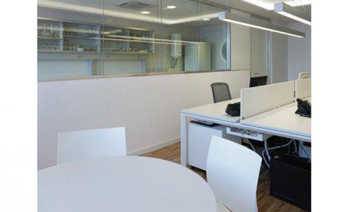 Reforma de oficinas en A Coruña