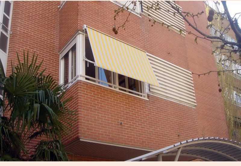 Tolder, diseño e instalación de toldos en Madrid