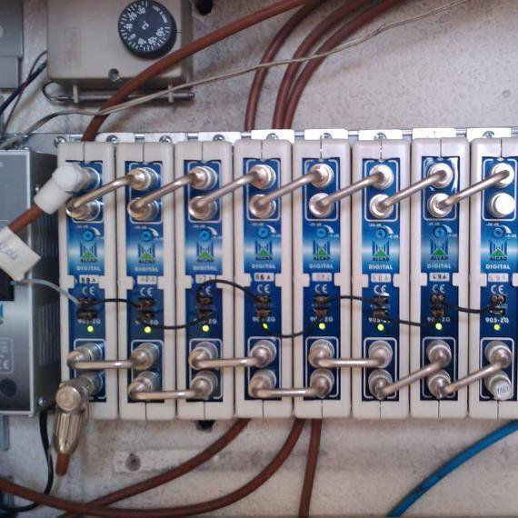 Telecom Prim Solar, antenistas en Móstoles