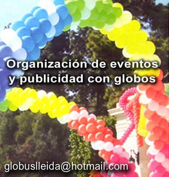 decoramos tu fiesta... con miles de globos!!