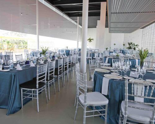 El espacio mas preparado para bodas