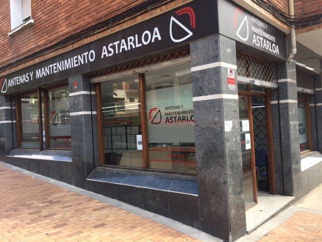 Antenas, Porteros y Mantenimientos Astarloa