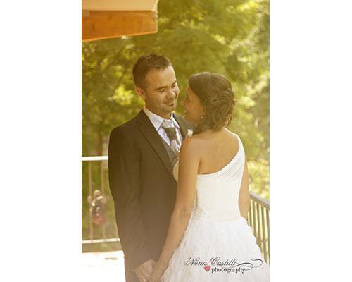 Captan cada momento de la boda