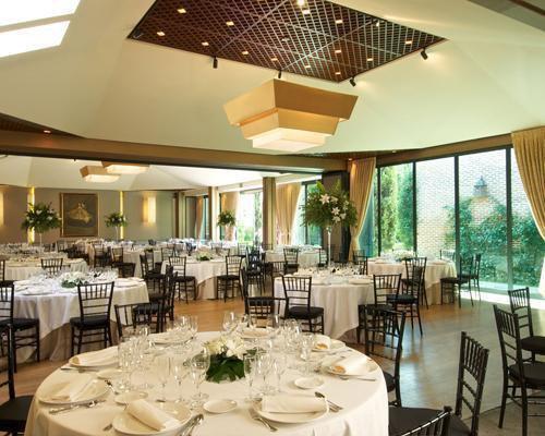 Distintos espacios para tu banquete