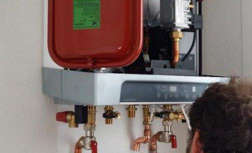 Caldera de condensación Intergas Kombi Kompakt HR-36/30