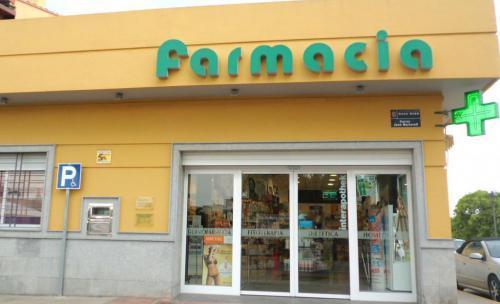 Fachada Farmacia Els Poblets