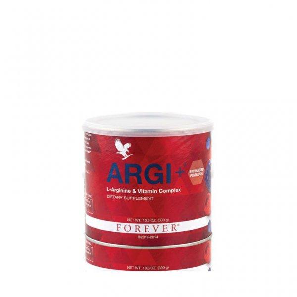 Forever ARGI+ proporciona toda la potencia de L-Arginina, más granada – fruta muy conocida por sus poderosas propiedades antioxidantes, sollejo de uva, uva roja y extractos de bayas para apoyar la salud cardiovascular y el sistema inmune