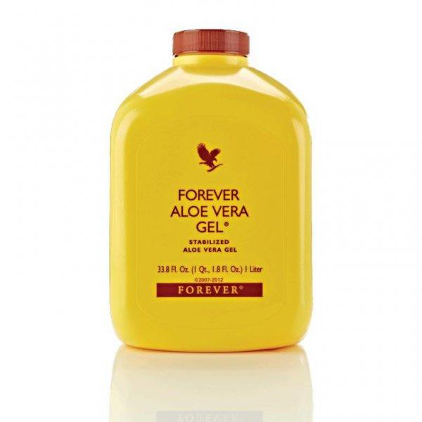 Forever Aloe Vera Gel - Imagínese rebanar una hoja de sábila y consumir el gel directamente de la planta