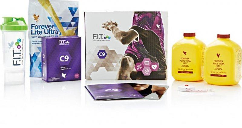 Forever F.I.T. C9 - Programa nutricional, de detoxificación y manejo de peso
