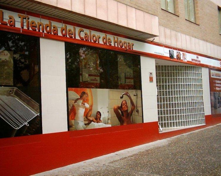fotografía fachada