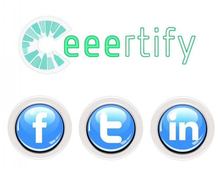 Ceeertify en las Redes Sociales