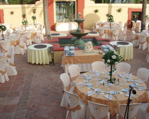 Bello patio