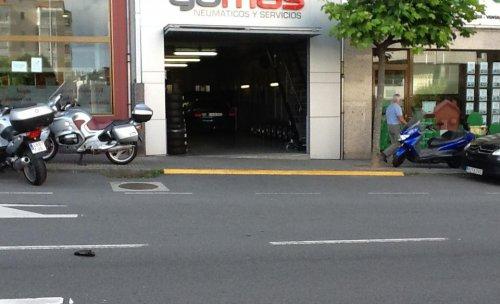 Gomas Neumáticos y Servicios