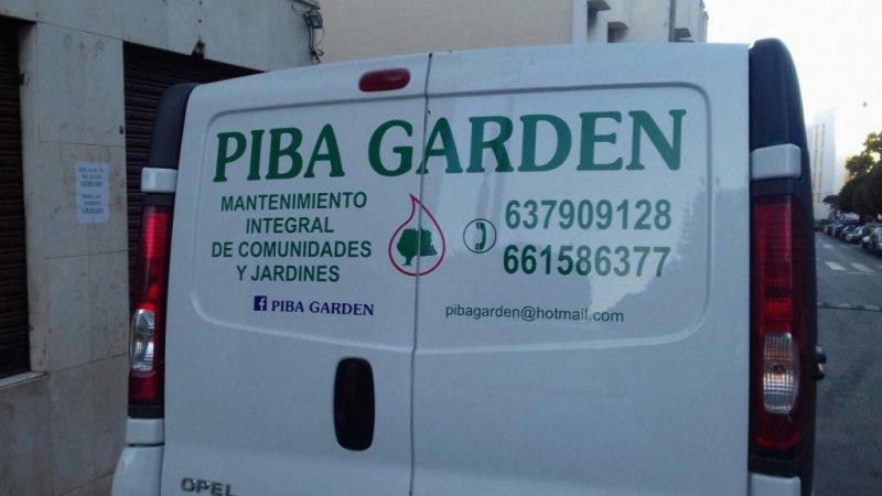 Piba Garden Mantenimiento