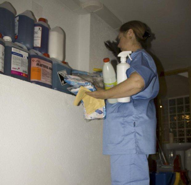 Nueva Conserjería, limpiezas y servicios auxiliares en Madrid