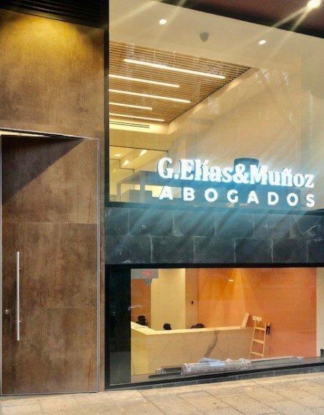 Abogados en Madrid. Calle Orense 48