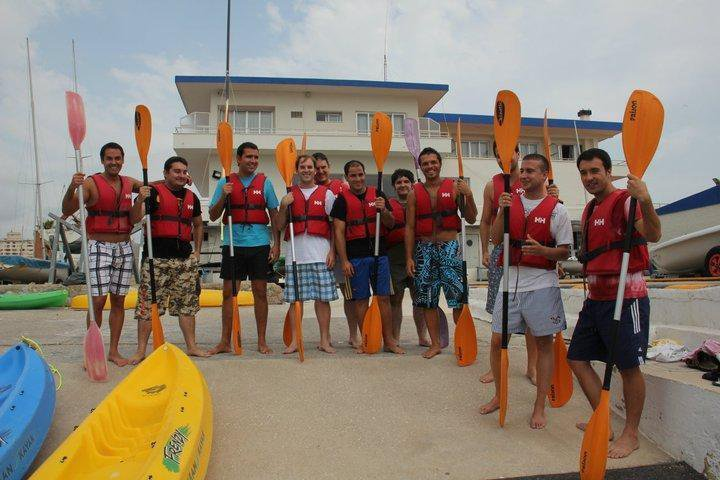 Actividades: Kayac