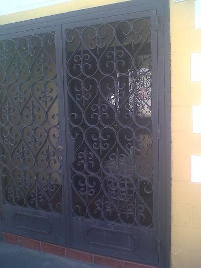 Puerta Cerrajeria Artistica