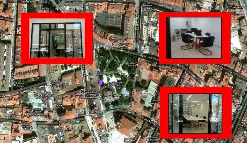 Nuevas instalaciones en Plaza de la Catedral, 4 de Albacete