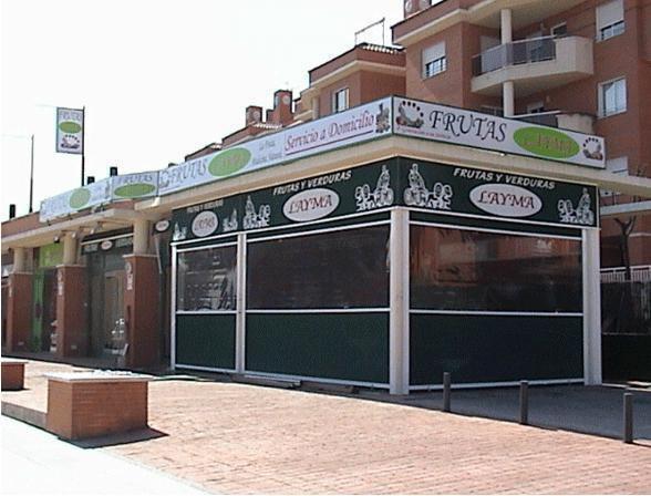 Alumitoldo, fabricación e instalación de toldos en Madrid