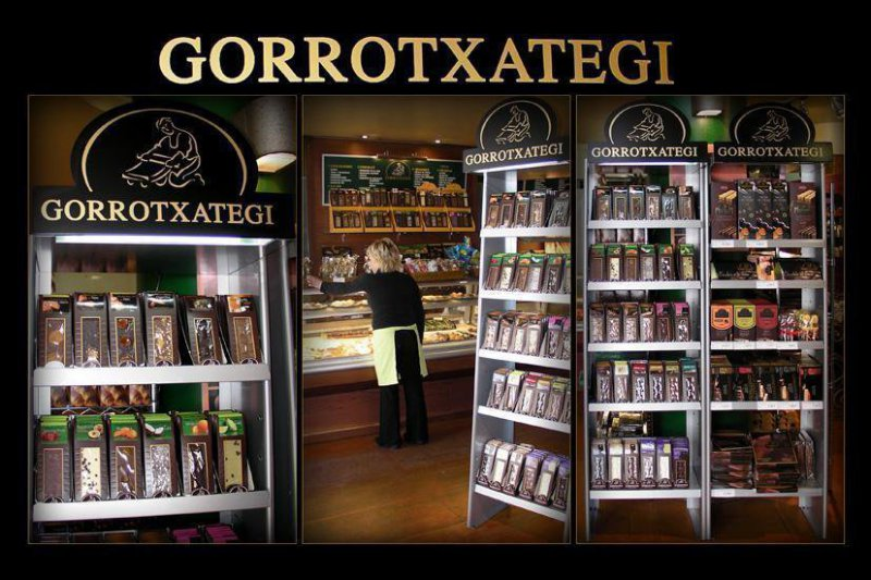 Pasteleria Gorrotxategi