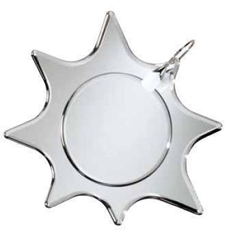 Espejo con forma de estrella