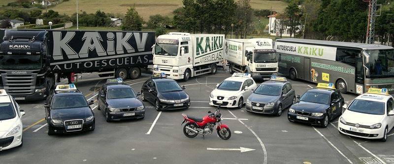 Autoescuela Kaiku, autoescuelas en Bizkaia