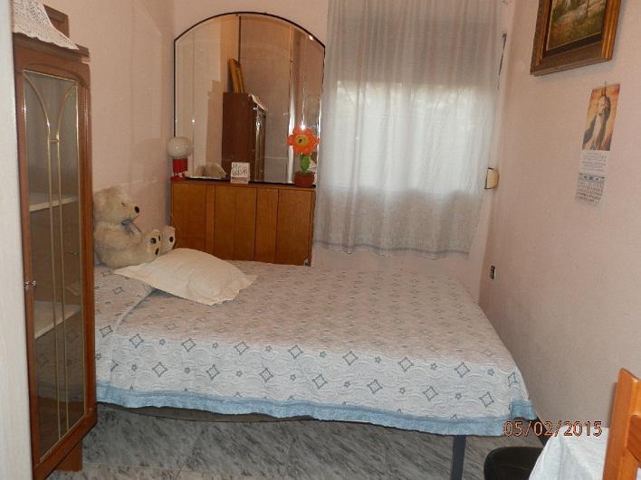Habitación individual a disposición plena de la persona mayor
