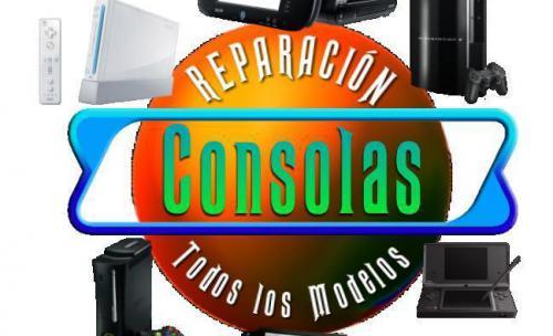 Reparacion Consolas Pc Sprite