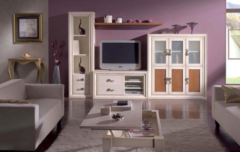 Mobiliario clásico para salón