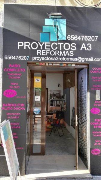 Proyectos A3 Reformas