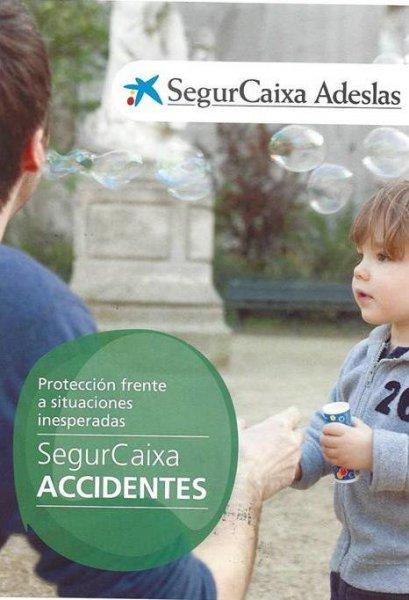 Adeslas Seguro Accidentes