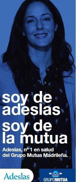 Soy de Adeslas Soy de la Mutua