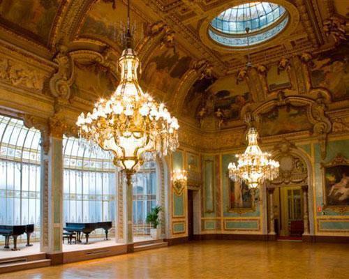 Espectacular salón de baile