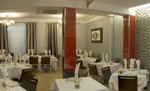 Comedor del Restaurante Pentxo, Bilbao