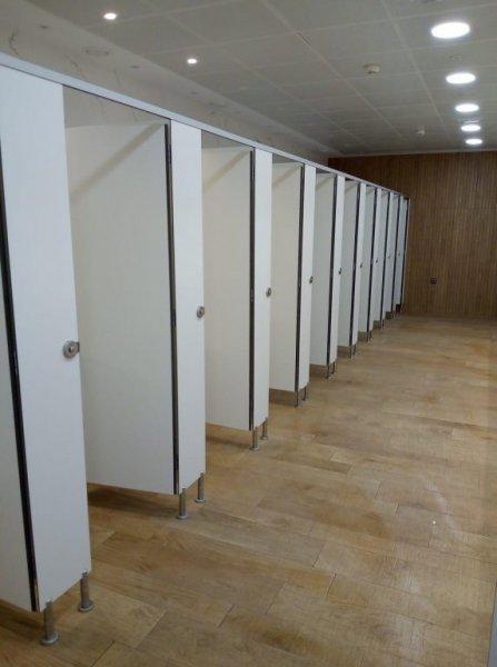 Cabinas baños