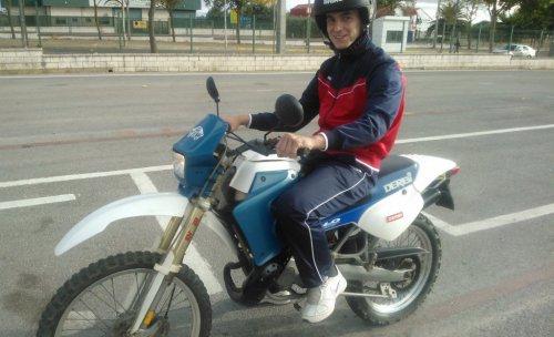 Ciclomotor 50cc