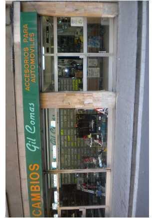 Foto de la tienda