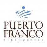 logotipo puerto franco perfumerías