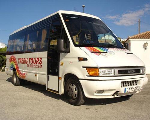 Minibuses para bodas