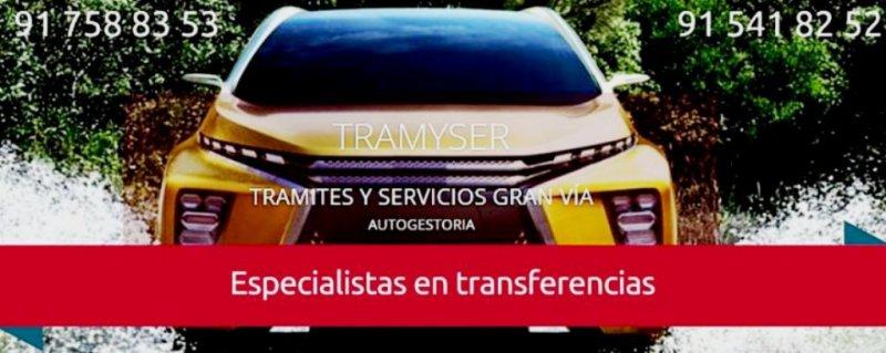 TRAMYSER TRANSFERENCIAS DE VEHICULOS