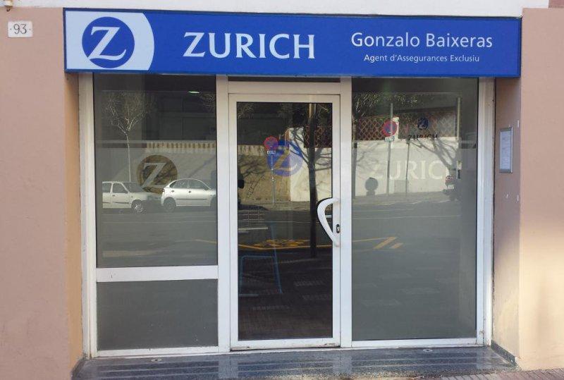 Agencia Zurich en Mataró