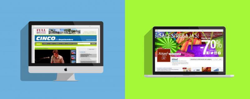 Diseño y desarrollo web.